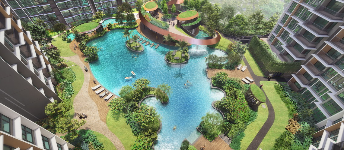 Luxurious living the parc central way:-