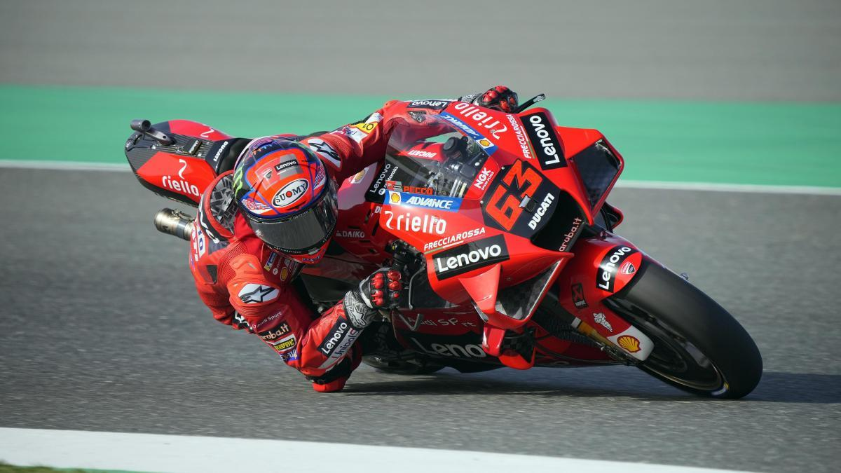 Qatar GP schedule and race, live