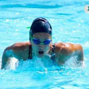 Santander Valentina Becera has been called up to the Colombian swimming team