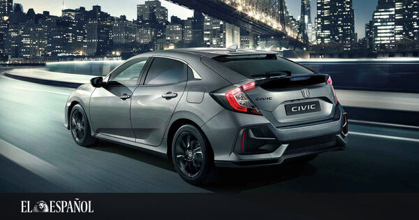 The Civic will be discontinued in England