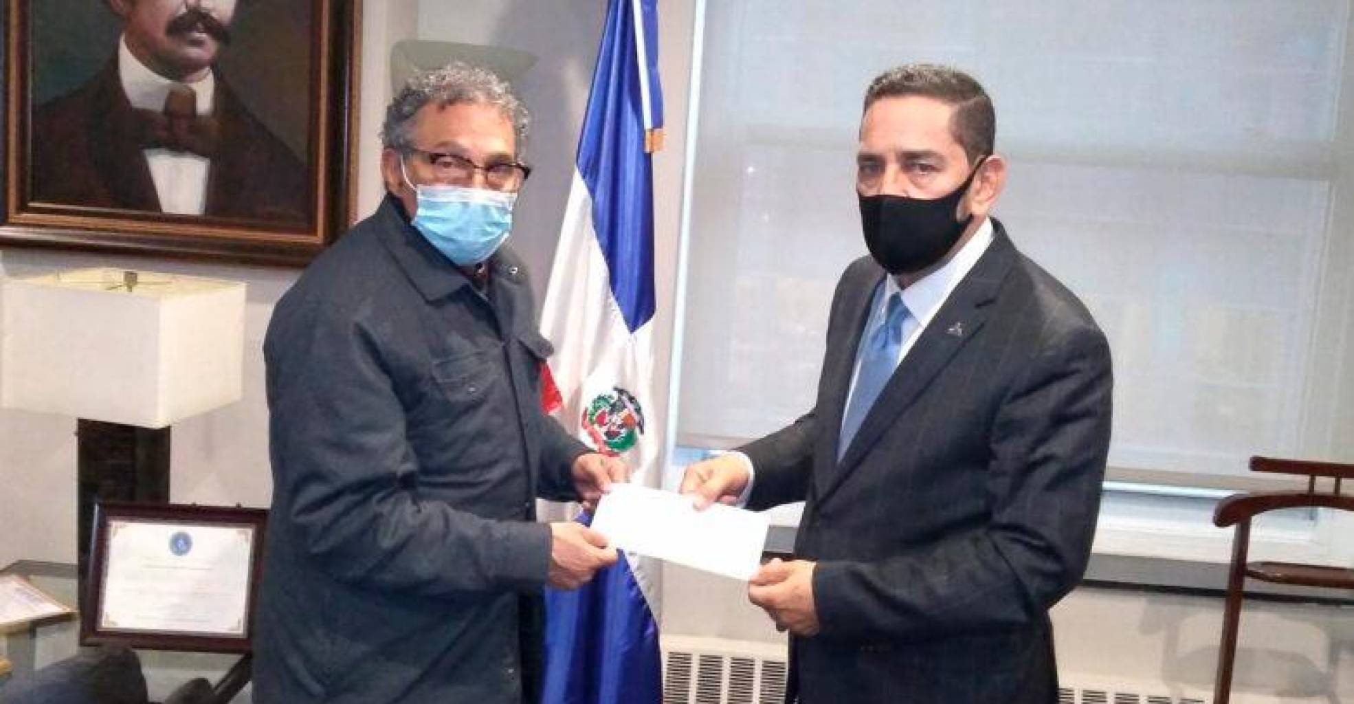 The Dominican Consulate in New York will cover the expenses of Hugo Cabrera's funeral