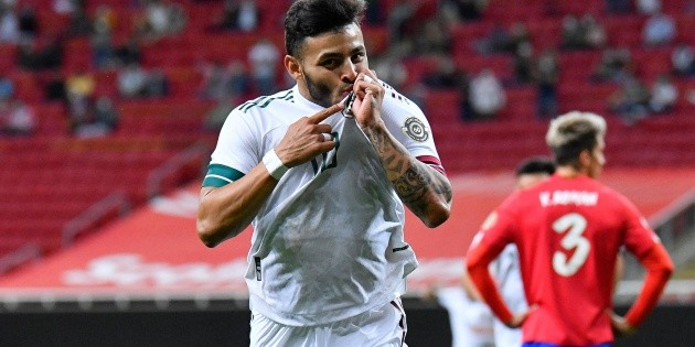 The Mexican National Team: Alexis Vega's Message to the United States |  CONCACAF Pre-Olympic
