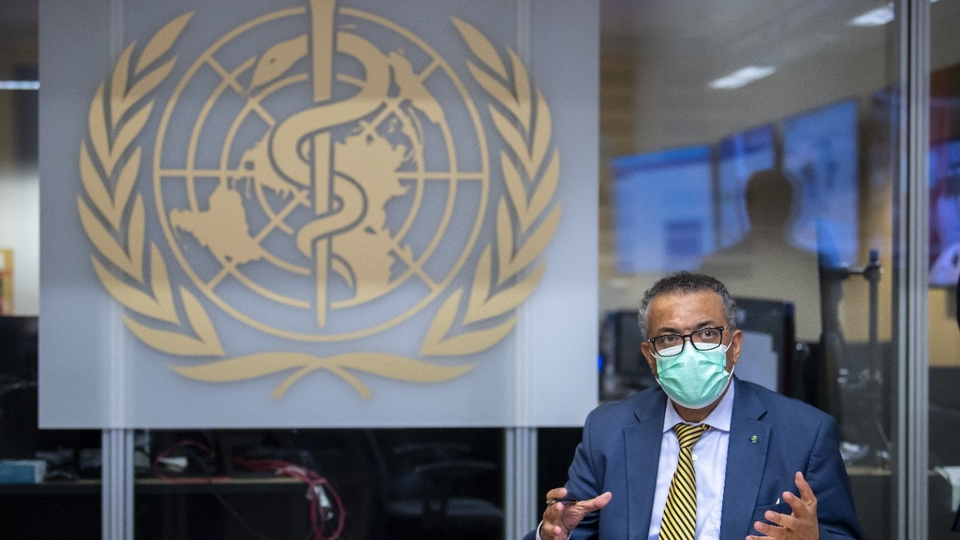 The World Health Organization does not trust its report on the origin of …