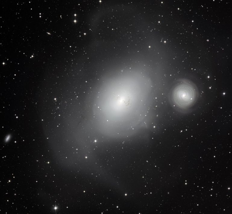 They built the largest catalog of morphological classification of galaxies – science