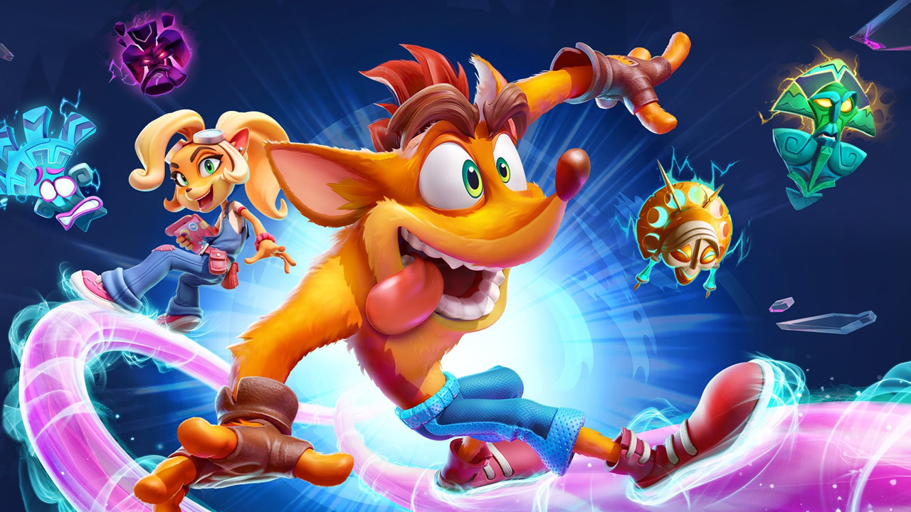 Want to play Crash Bandicoot 4 on PC?  Well, you have to be online all the time