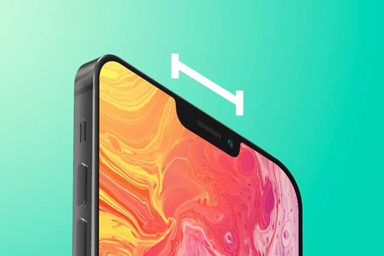 iPhone 13: Apple is a model with a small notch and a bigger battery