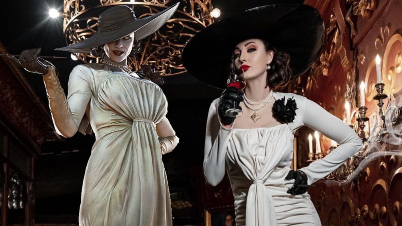 Lady Dimitrescu comes to life in this amazing cosplay made by the world's tallest model