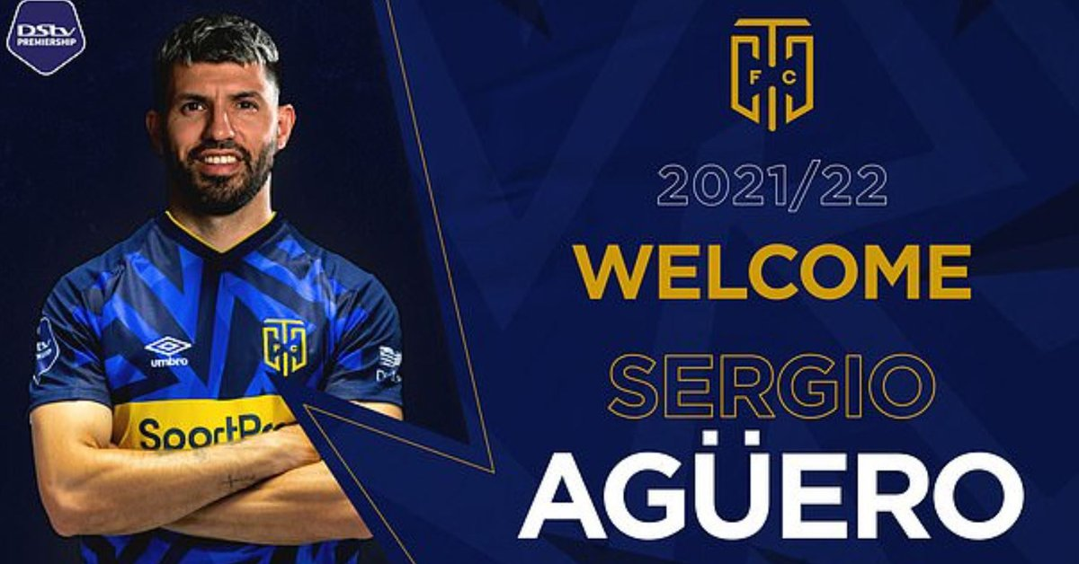 A strange club in a shirt similar to Boca announced the arrival of the Aguero universe