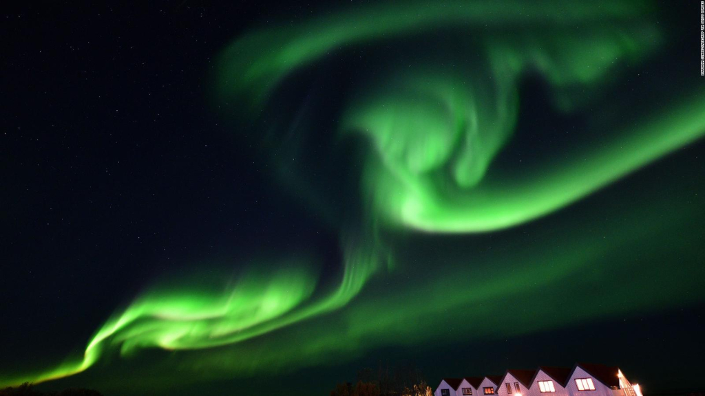 Do the lights of the Aurora Borealis have sounds?