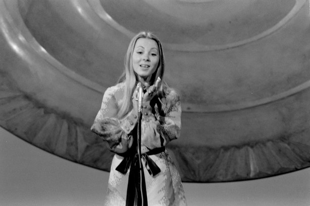 Tunesha representing Portugal in the Eurovision Song Contest (1971)