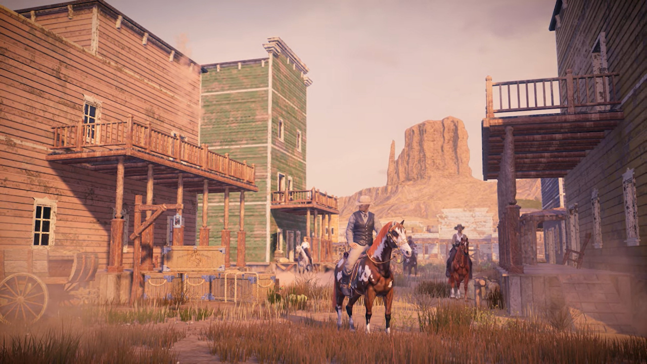 New Battle Royale is located in the Wild West