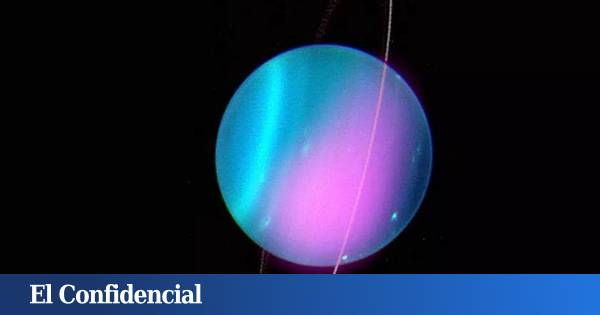 NASA scientists record X-rays on Uranus for the first time