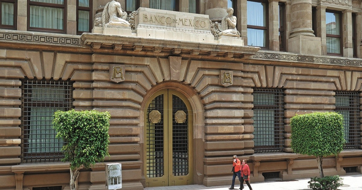Banxico must navigate the complex environment of a weak economy with inflationary pressures: the International Monetary Fund