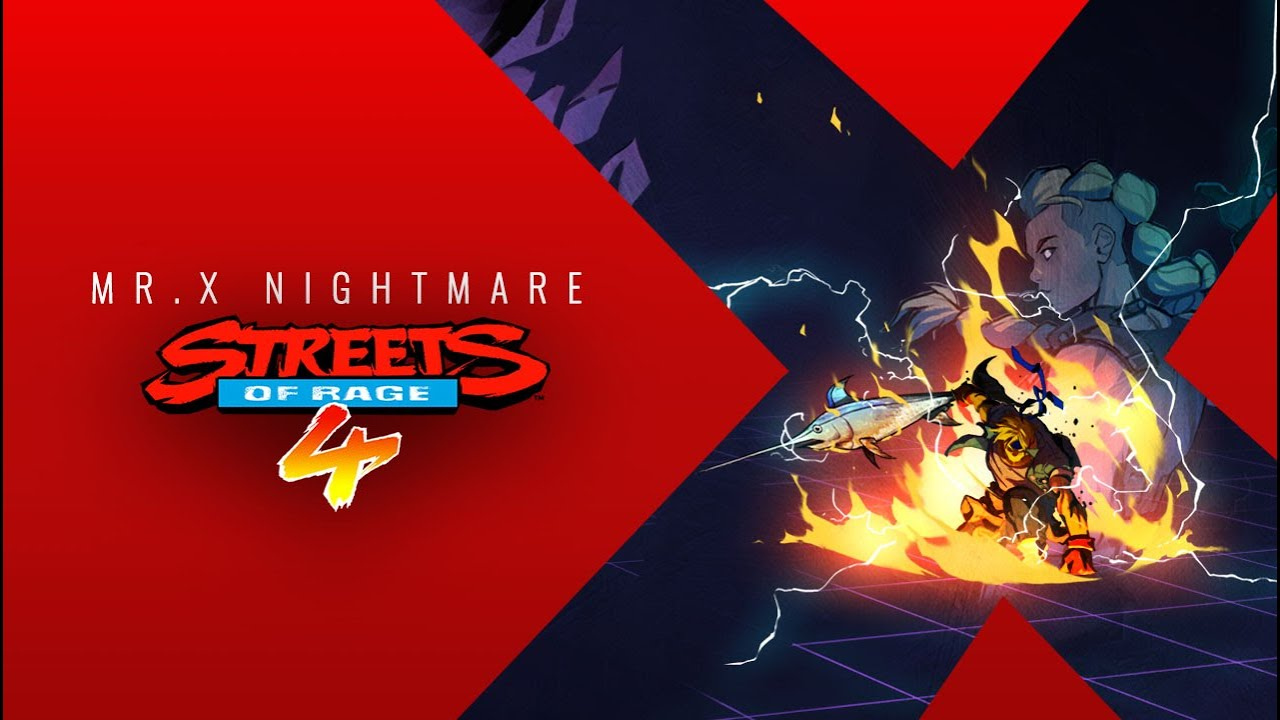 If you leave Streets of Rage 4 wanting more, this trailer introduces the first DLC with new fighters