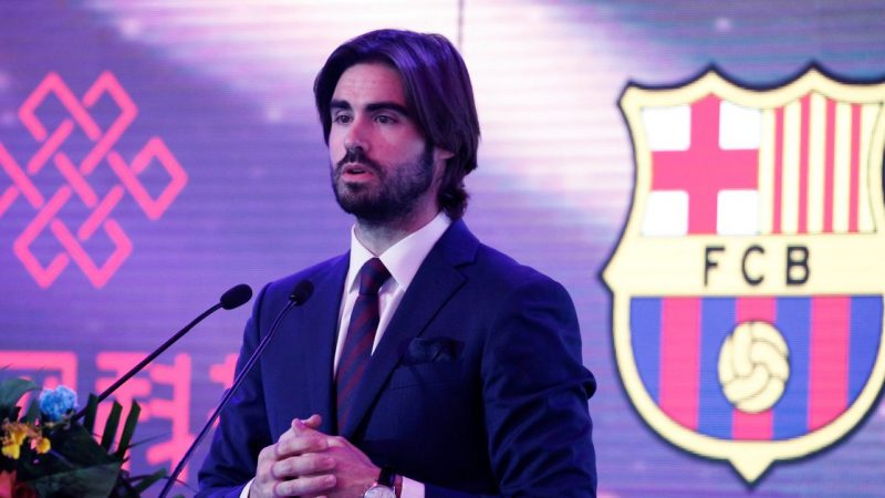 Inter Miami appoints Xavier Asensi from FC Barcelona as business manager