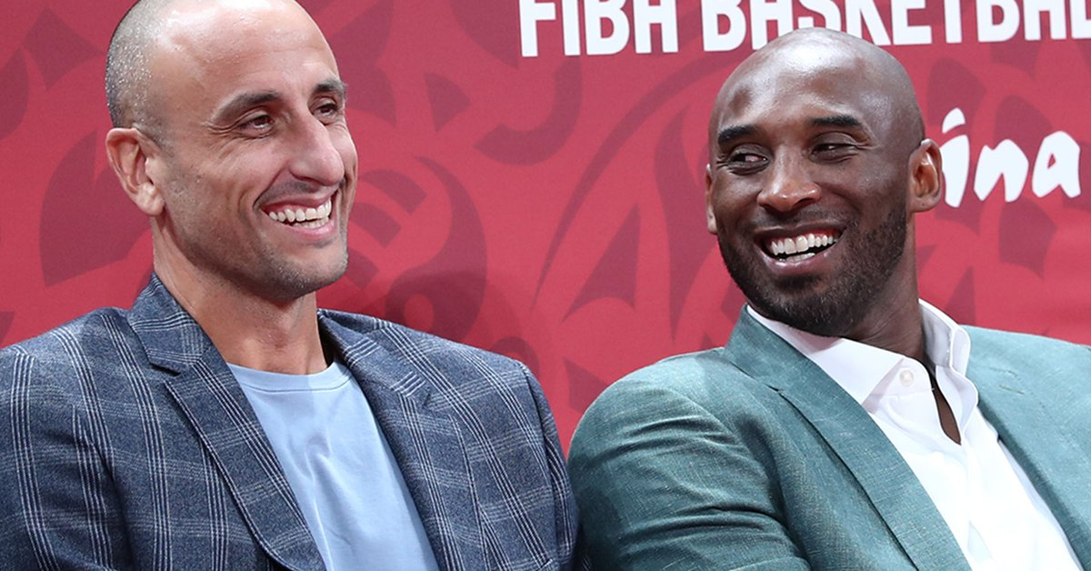 The day Kobe Bryant watched Gabrielle Dick play and was dazzled: What the NBA legend told Manu Ginobili