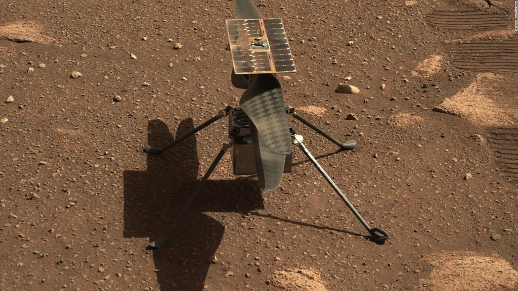 Why is it difficult to fly on Mars?