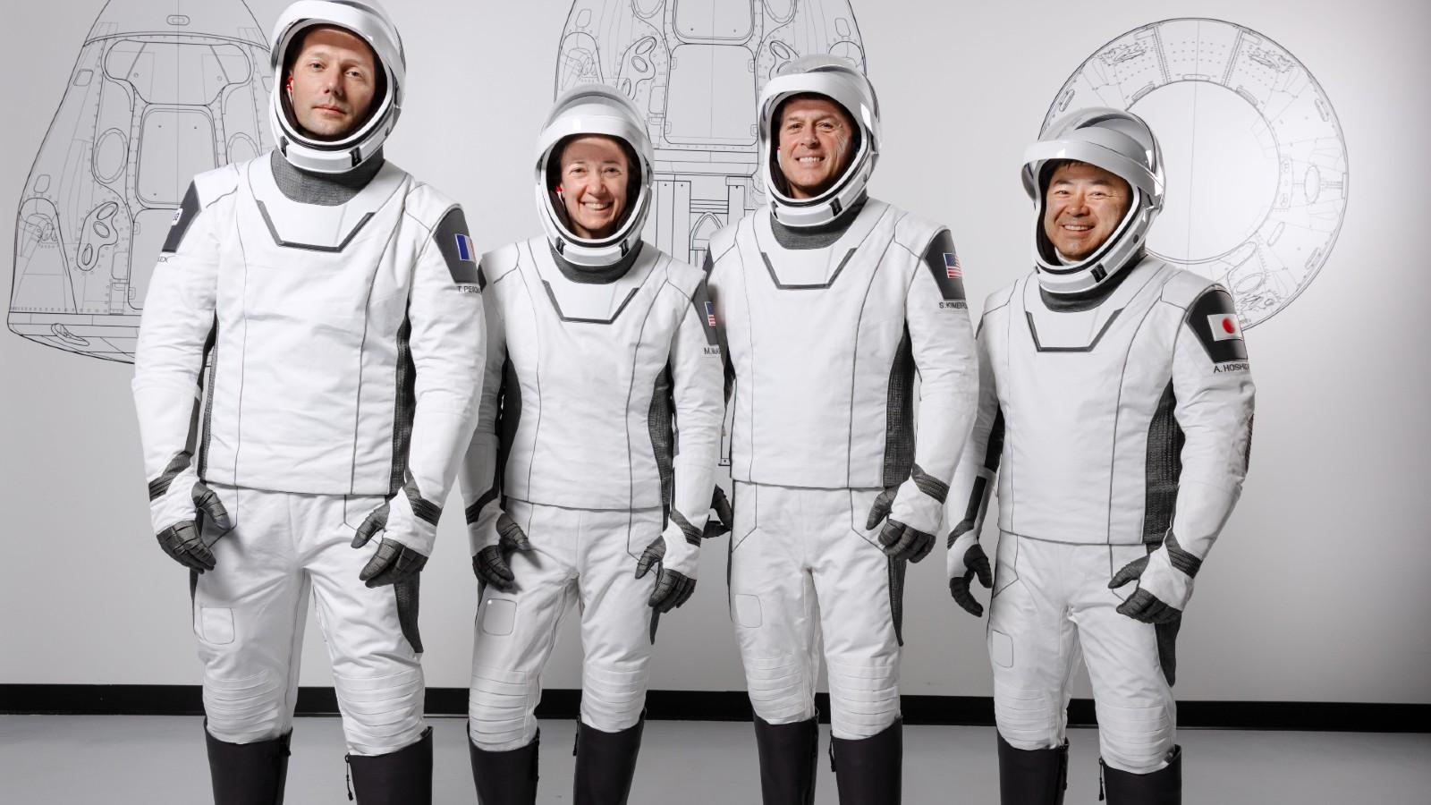 Humans in Space: Meet the SpaceX Crew-2 astronauts leaving Earth on April 22 |  Video