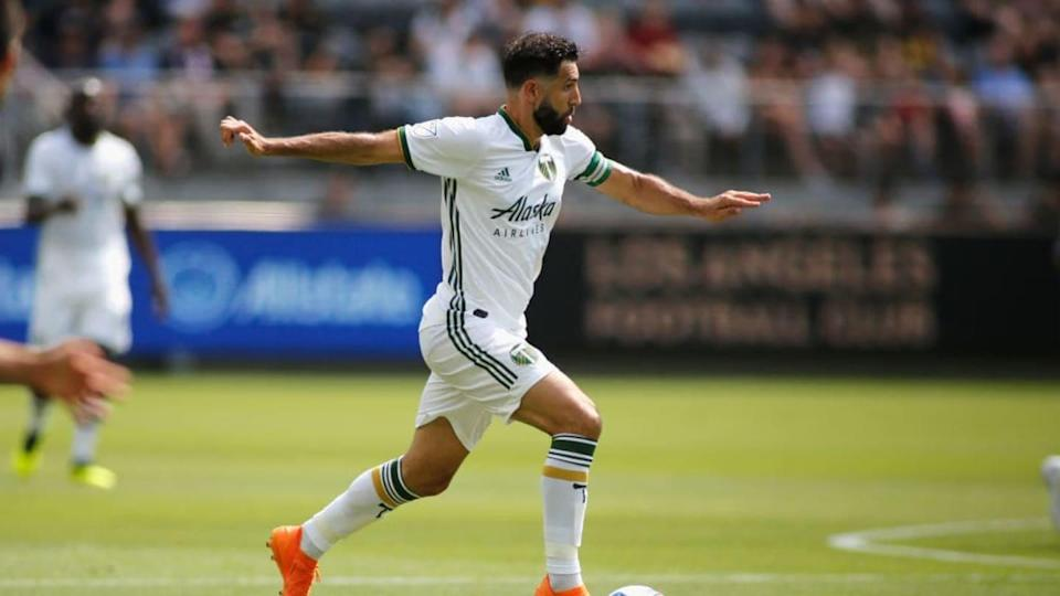 Portland Timbers vs Los Angeles |  Kathryn Luzzi / Getty Images