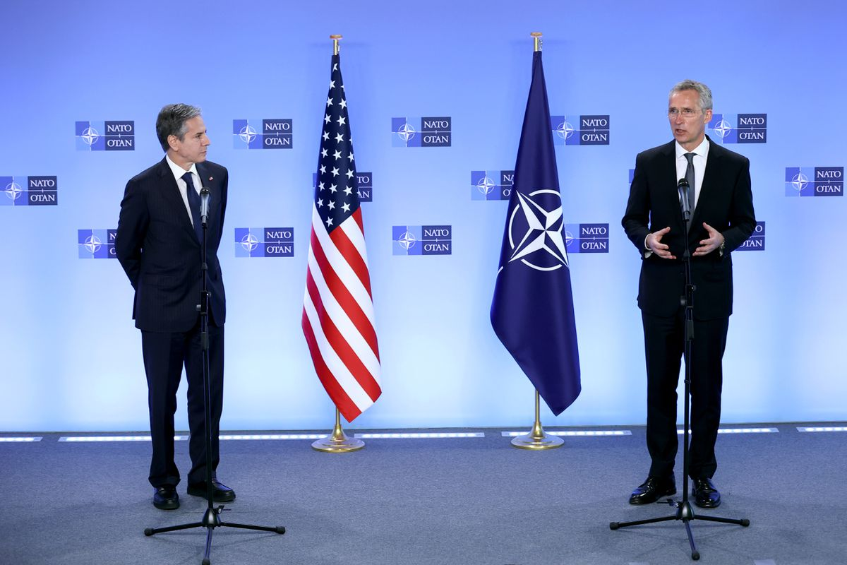 NATO prepares to leave Afghanistan after the US withdrawal decision |  international