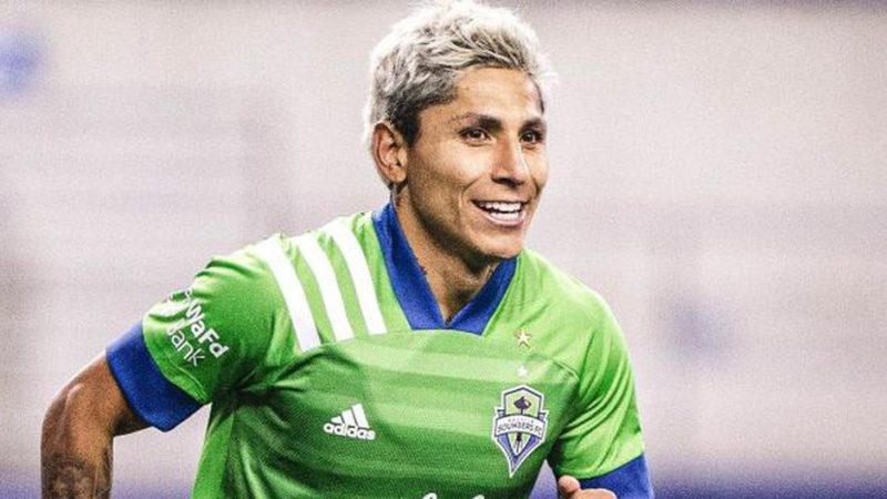"""Raul Ruydiaz received a """"green card"""" from the United States, Seattle Sounders reported  NCZD 