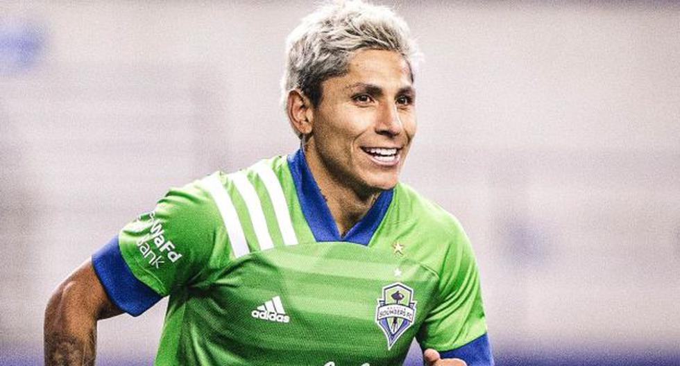 "Raul Ruydiaz received a ""green card"" from the United States, Seattle Sounders reported  NCZD 
