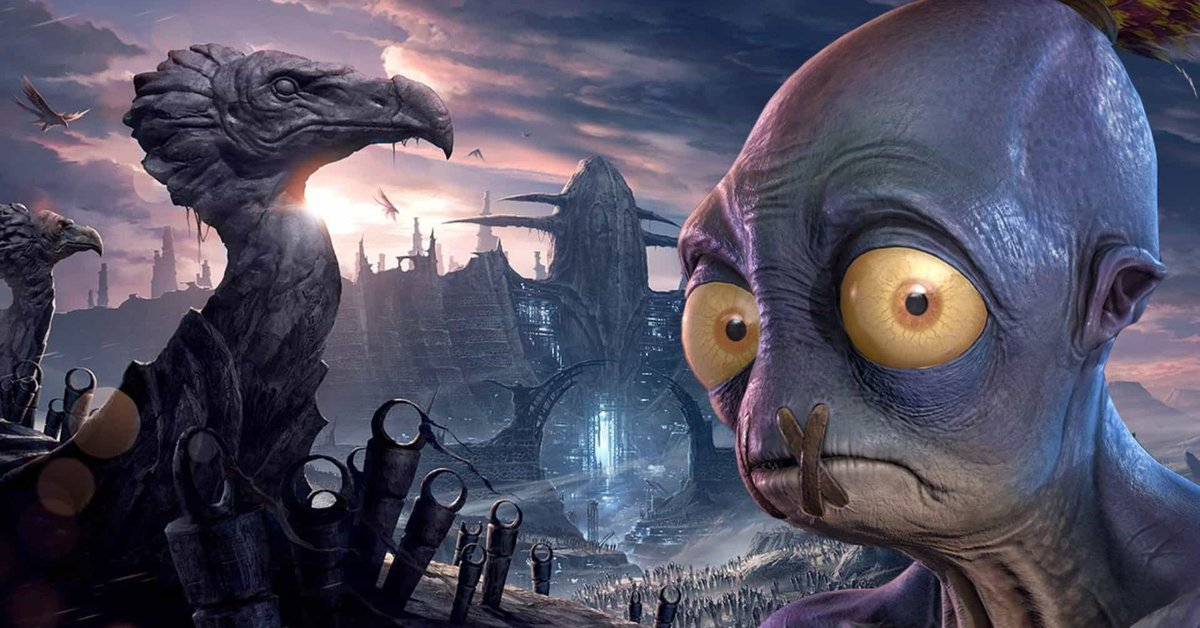 Oddworld: Soulstorm is an outdated adventure suitable for the most die-hard people