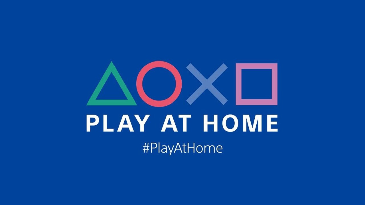More free games?  PlayStation promises to have surprises to be announced on the Play At Home program