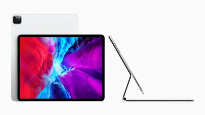 The latest iPad Pro was released in 2020