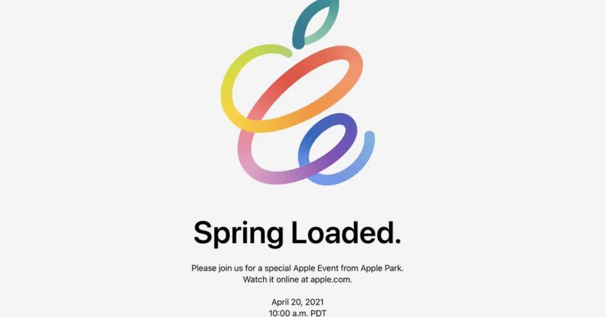 Predict an Apple event today: what's to be launched expected