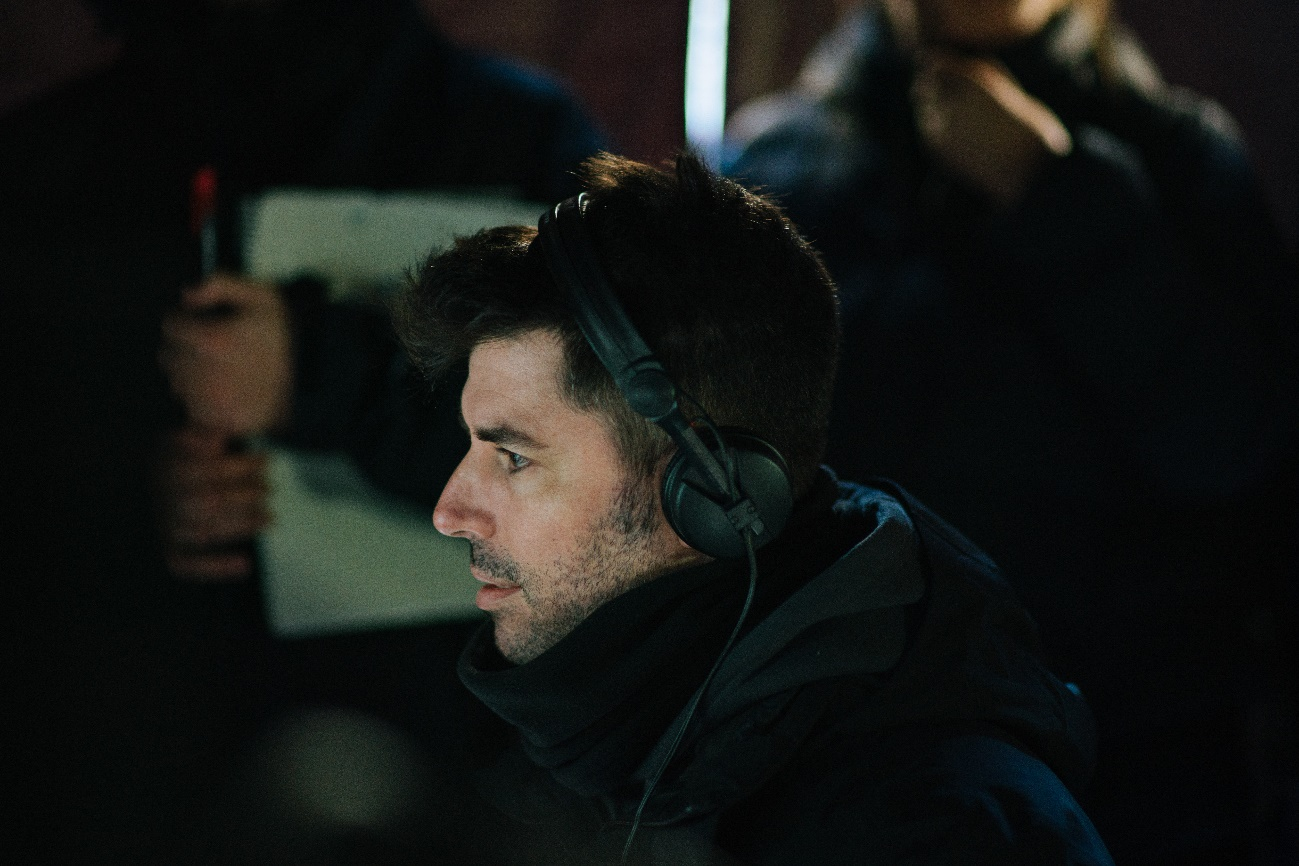 Lluis Quílez will direct The Jump, his third feature film after the success of Bajocero on Netflix
