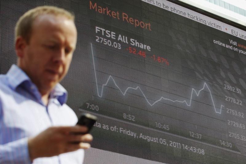 UK indices closed higher;  Investing.com in the UK 100, up 0.68% by Investing.com