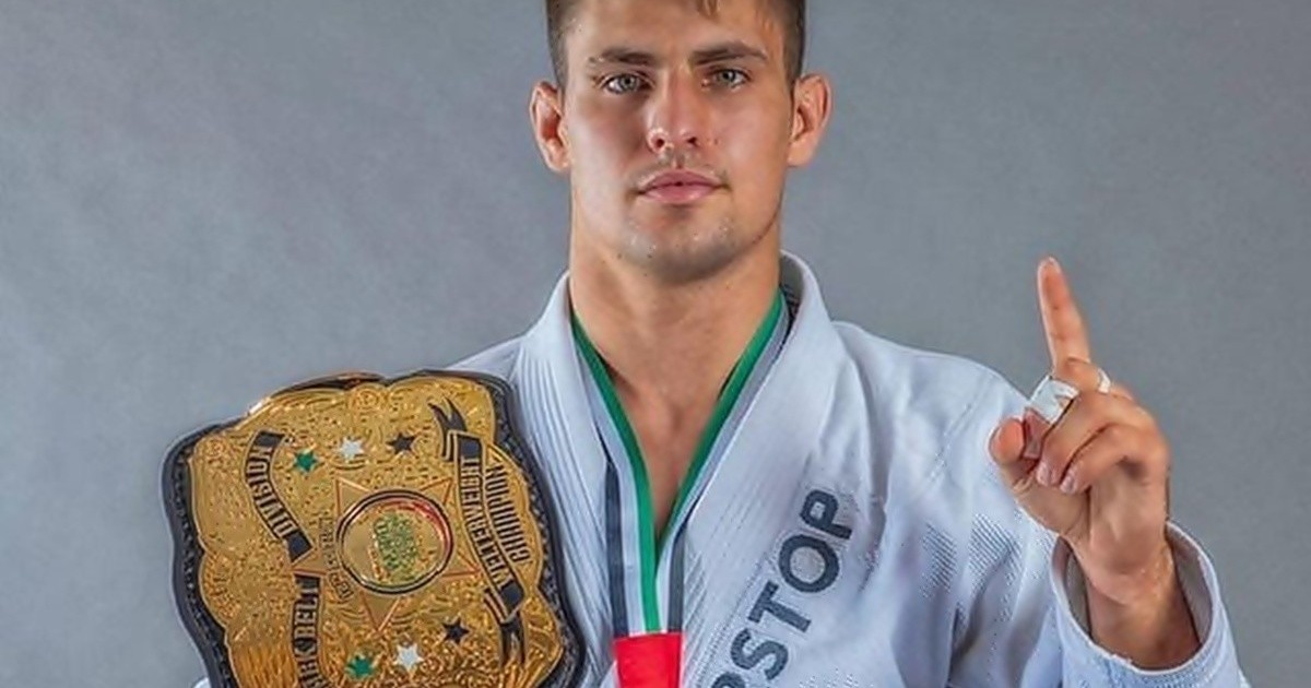 Pablo Lavasili, the Argentine who became the world jiu-jitsu champion