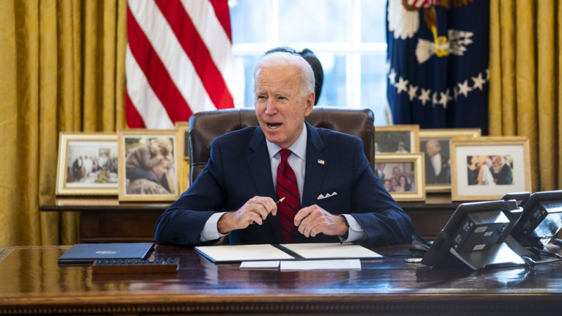 Biden will visit the United Kingdom and Brussels on his first international trip as President – Telam