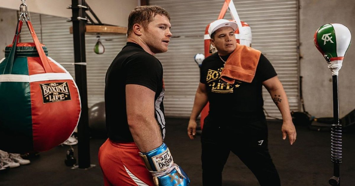 From an illegal immigrant in the US to the best professional boxing coach, Eddie Renoso
