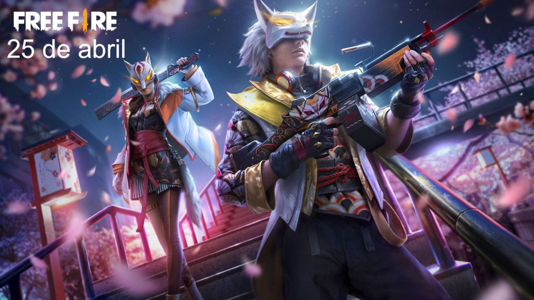 Free Fire Codes today, April 25, 2021;  All bonuses are free