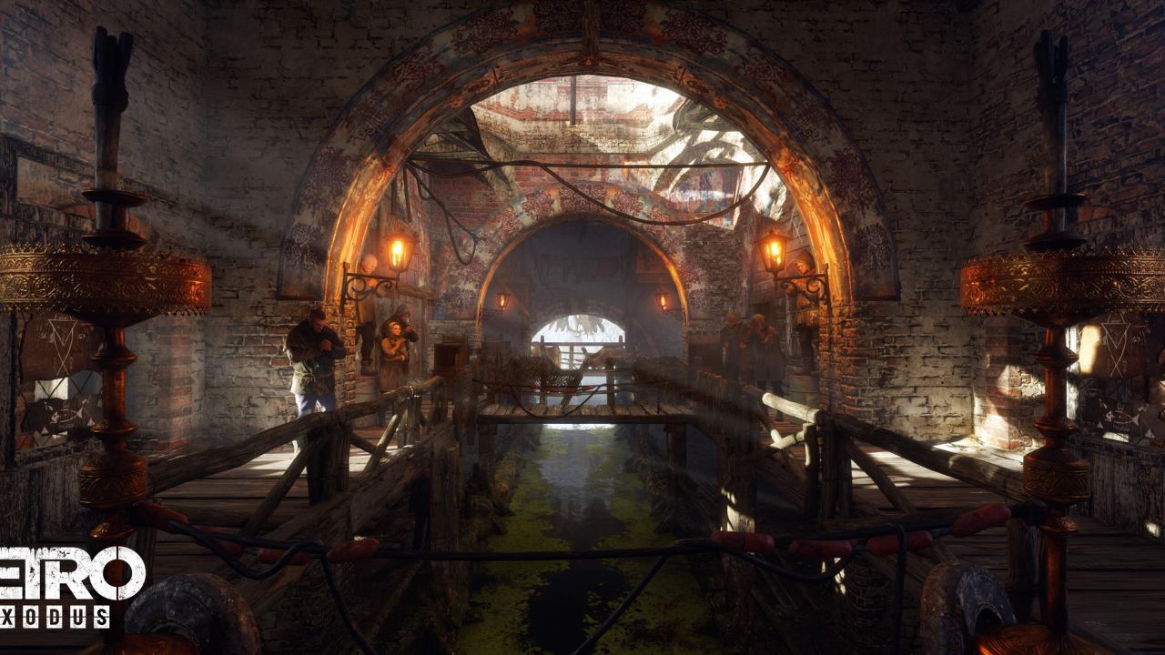 Metro Exodus Enhanced Edition already has a history on PC and the evolution of ray tracing is shown in the video