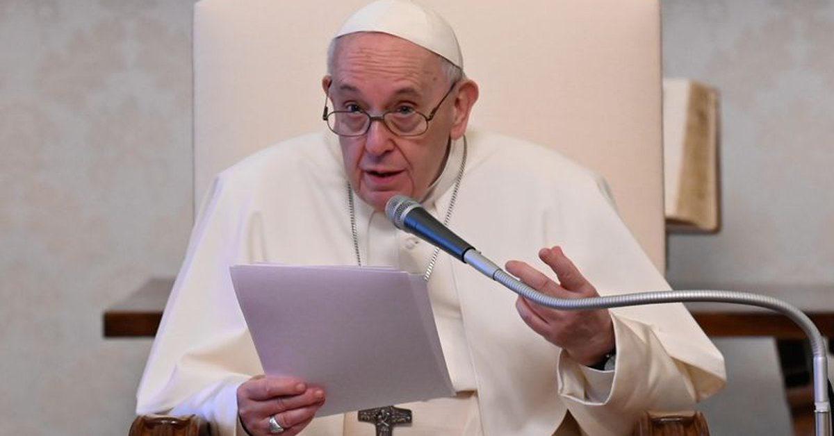 Pope Francis declared himself against any foreign interference in Venezuela