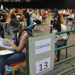 "College.  Medical ""leveling"" exam, a candidate to exclude thousands of students in Salta and Tucuman"