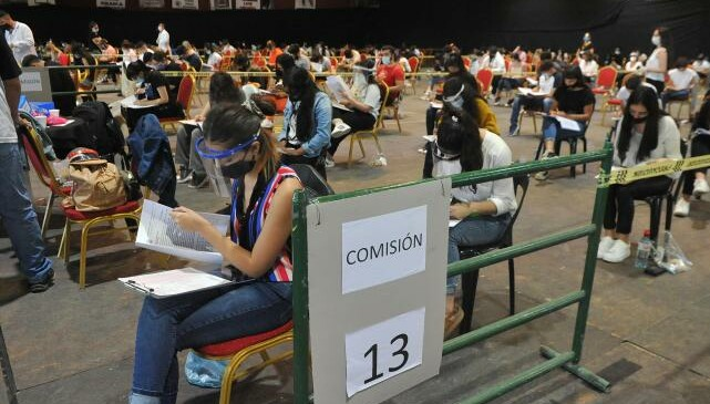 """College.  Medical """"leveling"""" exam, a candidate to exclude thousands of students in Salta and Tucuman"""