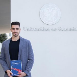 Cordovan Francisco Jose Amaro received an award for implementing the best dissertation in the world of sports medicine