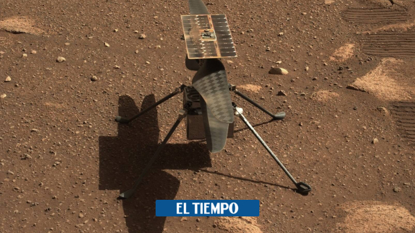 Creative helicopter prepares for its first flight on the surface of Mars for Monday – Science – Life