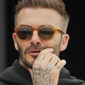 Disney +: David Beckham stars in the Miniseries series