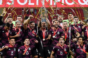 El Tri dominated eleven ideals at the Concacaf Pre-Olympic