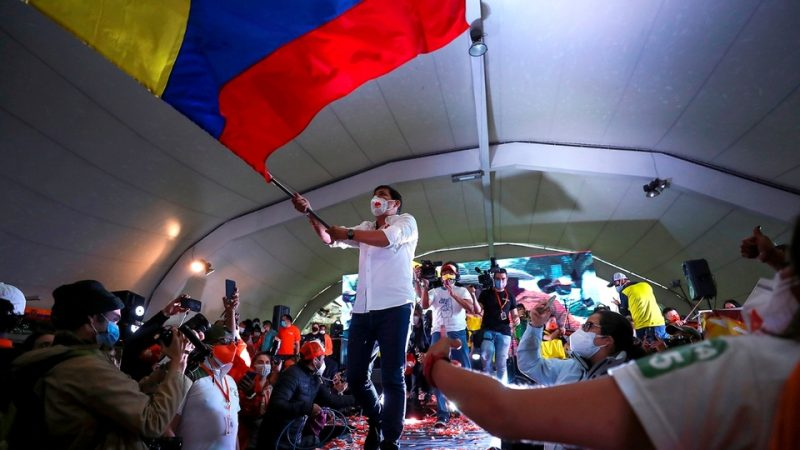 Elections in Ecuador: two examples, and many are still undecided …