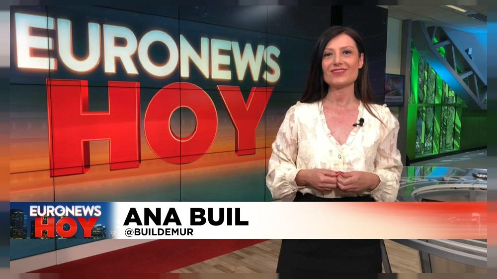 Euronews today |  The news for Thursday, April 8, 2021