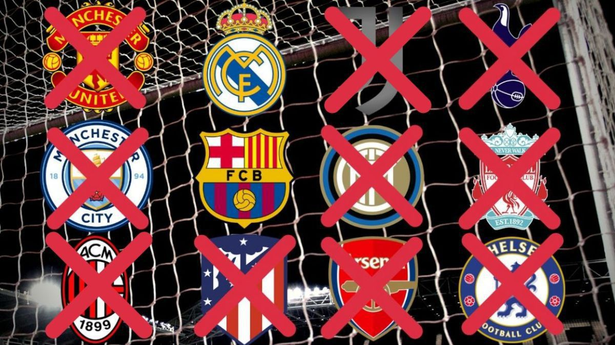 European Premier League: The last minute for registered teams, players and resignations Live |  Uefa and FIFA