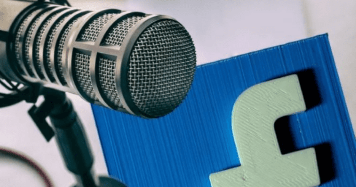 Facebook announced new features: podcasts, live audio rooms, and more