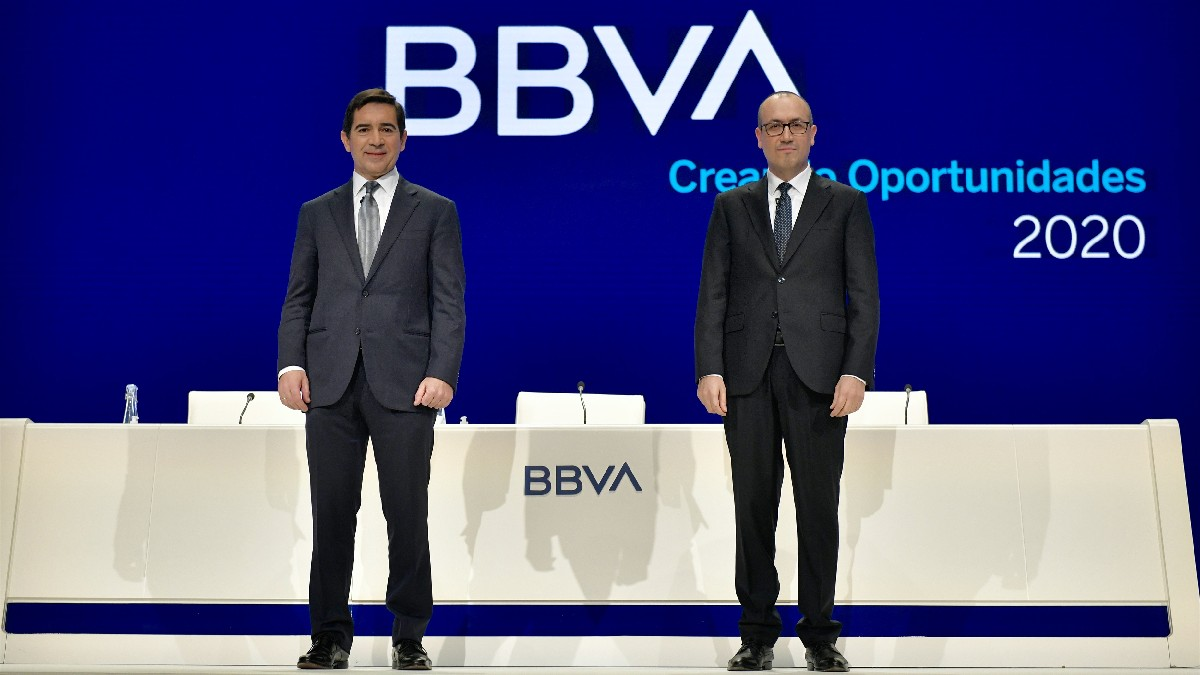 Genç (BBVA) defends ERE for 50% drop in business in offices: 'We had to respond'