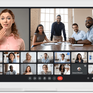 Google Meet has been redesigned and will allow backgrounds to be included in the video